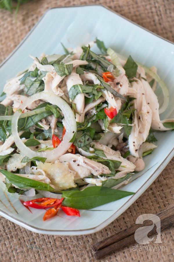 Thịt gà thừa có thể chế biến vô số món ngon đến ngỡ ngàng - Ảnh 2.