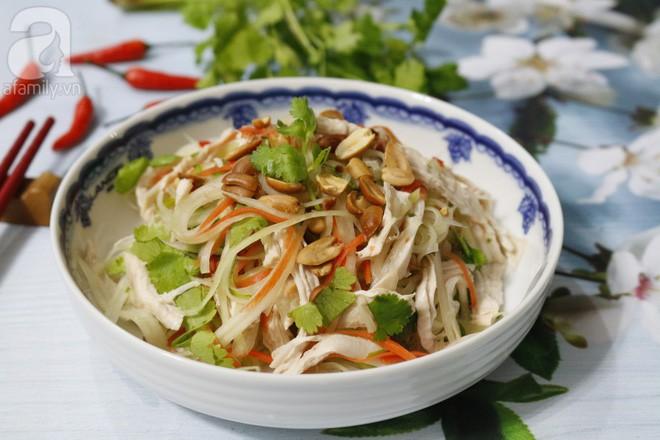 Thịt gà thừa có thể chế biến vô số món ngon đến ngỡ ngàng - Ảnh 4.