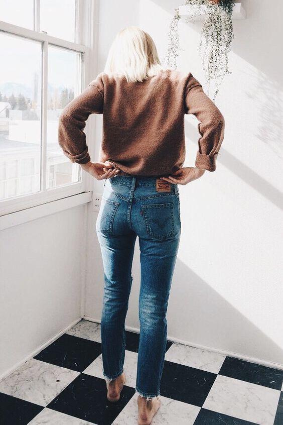 Chọn quần jeans chỉ cần chọn kiểu quần có đường may này, vòng 3 của bạn sẽ được nâng lên tức thì  - Ảnh 5.