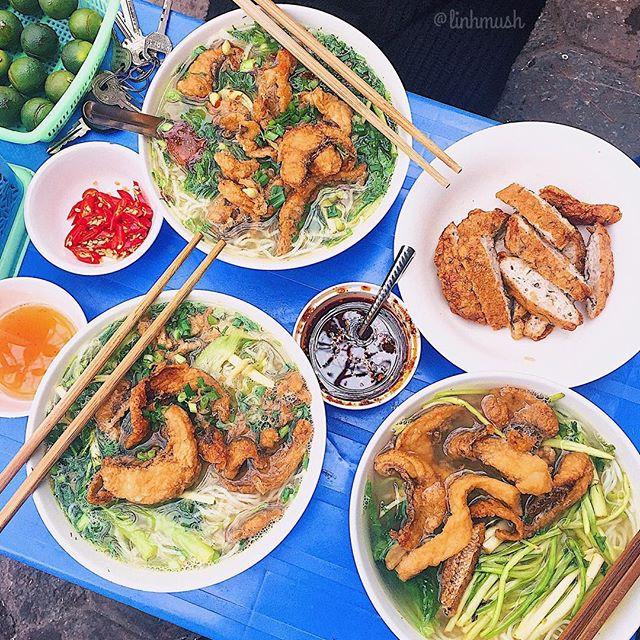 4 quán bún cá ngon mở cả ngày cho fan cuồng bún cá ở Hà Nội - Ảnh 1.