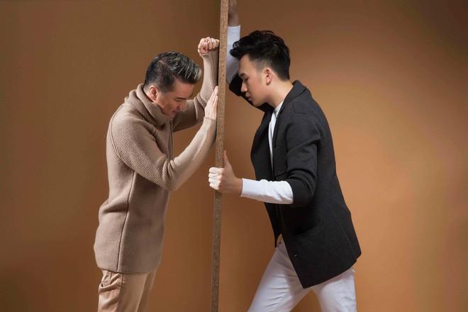 Dương Triệu Vũ nói về Đàm Vĩnh Hưng: Quen nhau lâu thế, thấy yêu và thấy cả ghét - Ảnh 3.