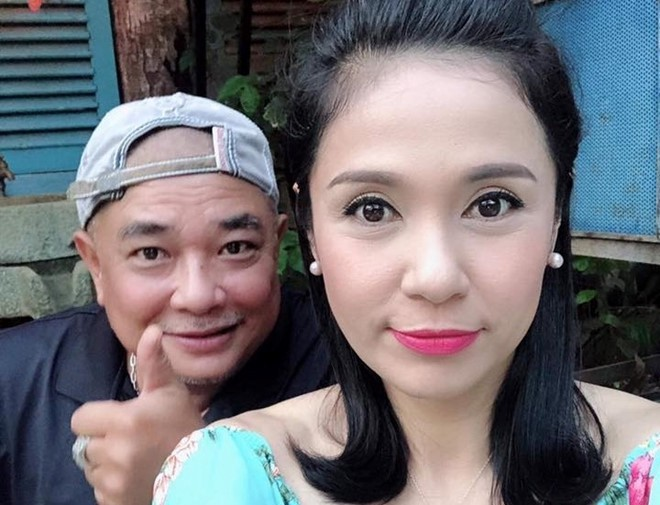 Chụp ảnh cùng Việt Trinh, Lê Tuấn Anh bức xúc khi bị phán xét về dung mạo hiện tại - Ảnh 2.
