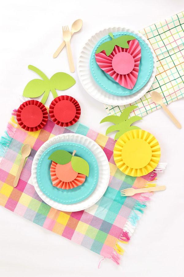 4 cách trang trí bàn tiệc sinh nhật cho bé yêu đơn giản mà cực xinh - Ảnh 12.