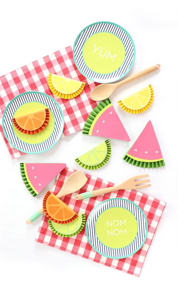 4 cách trang trí bàn tiệc sinh nhật cho bé yêu đơn giản mà cực xinh - Ảnh 8.