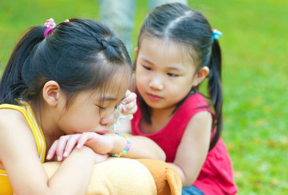 Biết nói không - một trong những kỹ năng sống cần thiết bố mẹ nào cũng cần dạy con - Ảnh 2.