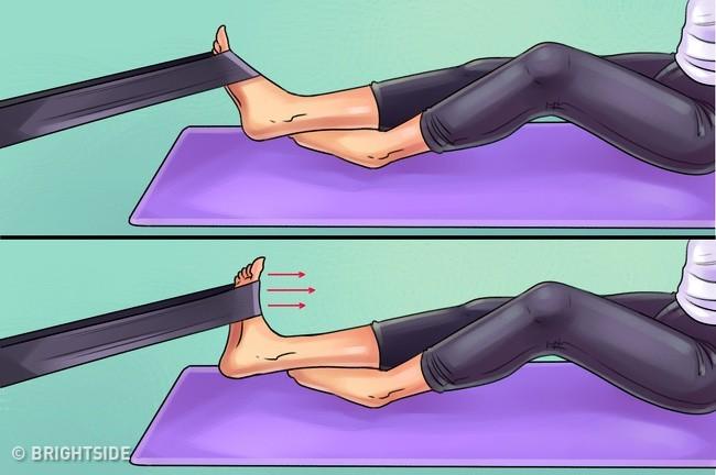 Nếu bạn bị đau chân, đầu gối hoặc ngón chân, đây là 6 bài tập dành cho bạn để đẩy lùi cơn đau - Ảnh 5.