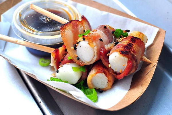 Thêm một cách mới để thưởng thức món bánh gạo Hàn Quốc ngon lạ - Ảnh 8.