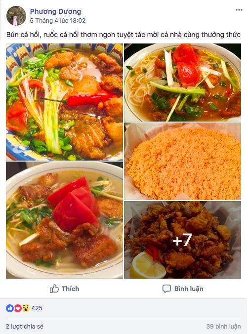 8 chia sẻ món ăn cực phẩm khiến cộng đồng mạng trầm trồ thán phục tuần qua - Ảnh 13.