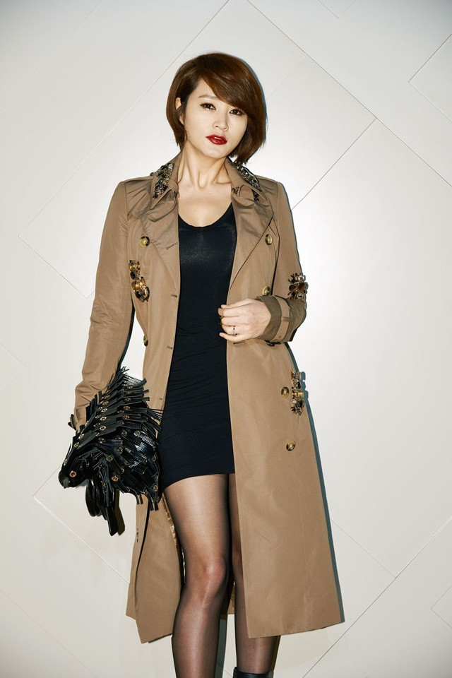 Chị đại Kim Hye Soo: Gái ế đắt giá của showbiz Hàn, chẳng cần bên ai cũng tự mình tỏa hương - Ảnh 6.