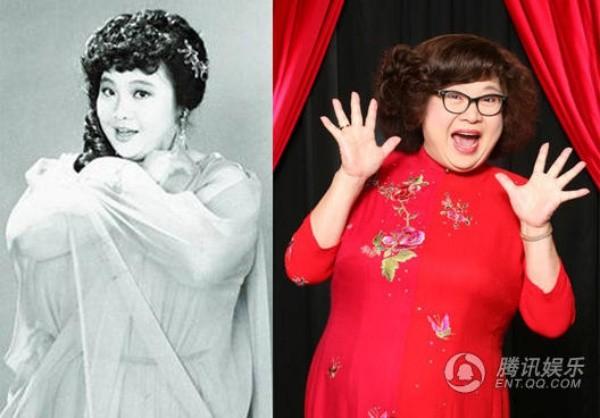 """3 """"bé bự đình đám của TVB: Người bị chồng bỏ và cái kết cay đắng cuối đời, kẻ phải đóng phim nóng để trang trải lúc sa cơ lỡ vận - ảnh 1"""