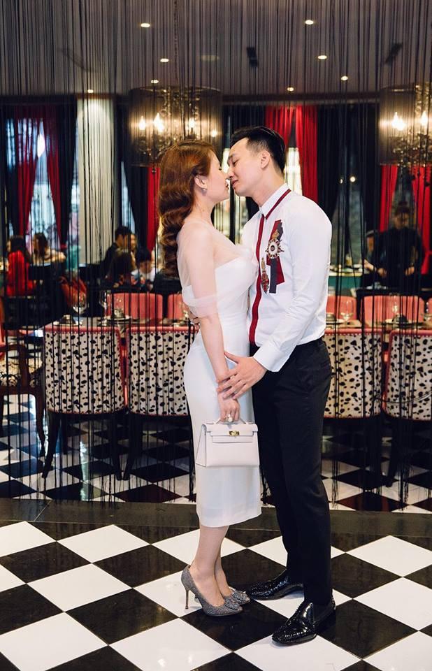 Sau 1 năm kết hôn với bao sóng gió thị phi, vợ thứ 2 của MC Thành Trung ngày càng xinh đẹp, sang chảnh - Ảnh 13.