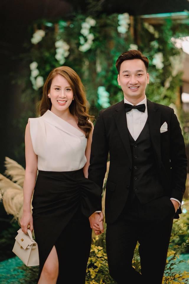 Sau 1 năm kết hôn với bao sóng gió thị phi, vợ thứ 2 của MC Thành Trung ngày càng xinh đẹp, sang chảnh - Ảnh 1.