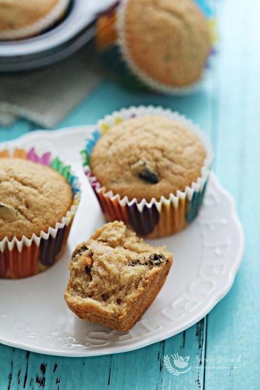 Chuối cũ đừng bỏ đi hãy làm ngay bánh muffin vừa nhanh vừa ngon - Ảnh 4.