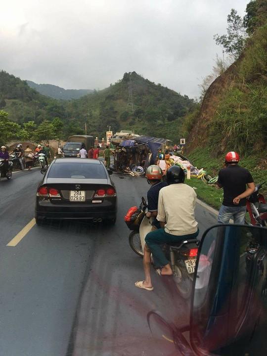 Tai nạn kinh hoàng tại dốc Cun, 4 người thương vong - Ảnh 2.
