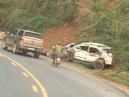 Tai nạn kinh hoàng tại dốc Cun, 4 người thương vong - Ảnh 12.