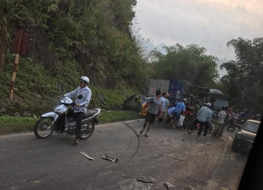 Tai nạn kinh hoàng tại dốc Cun, 4 người thương vong - Ảnh 3.