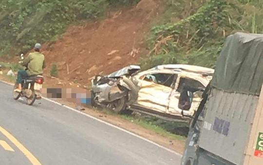 Tai nạn kinh hoàng tại dốc Cun, 4 người thương vong - Ảnh 4.