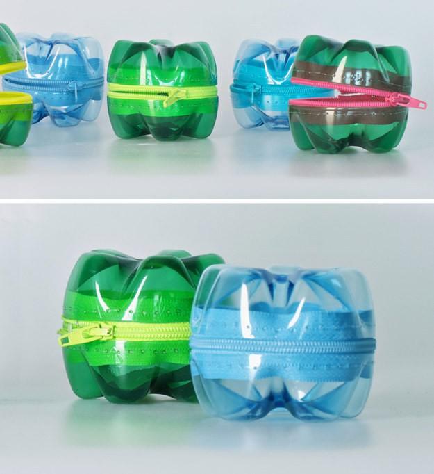 Muôn vàn cách tái chế đồ dùng độc đáo, hay ho từ chai nhựa bỏ đi - Ảnh 6.