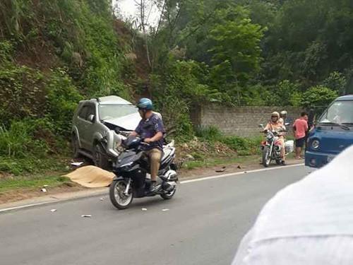 Tai nạn kinh hoàng tại dốc Cun, 4 người thương vong - Ảnh 6.