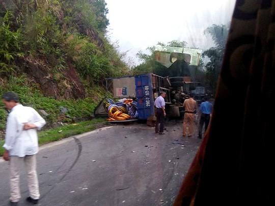 Tai nạn kinh hoàng tại dốc Cun, 4 người thương vong - Ảnh 7.