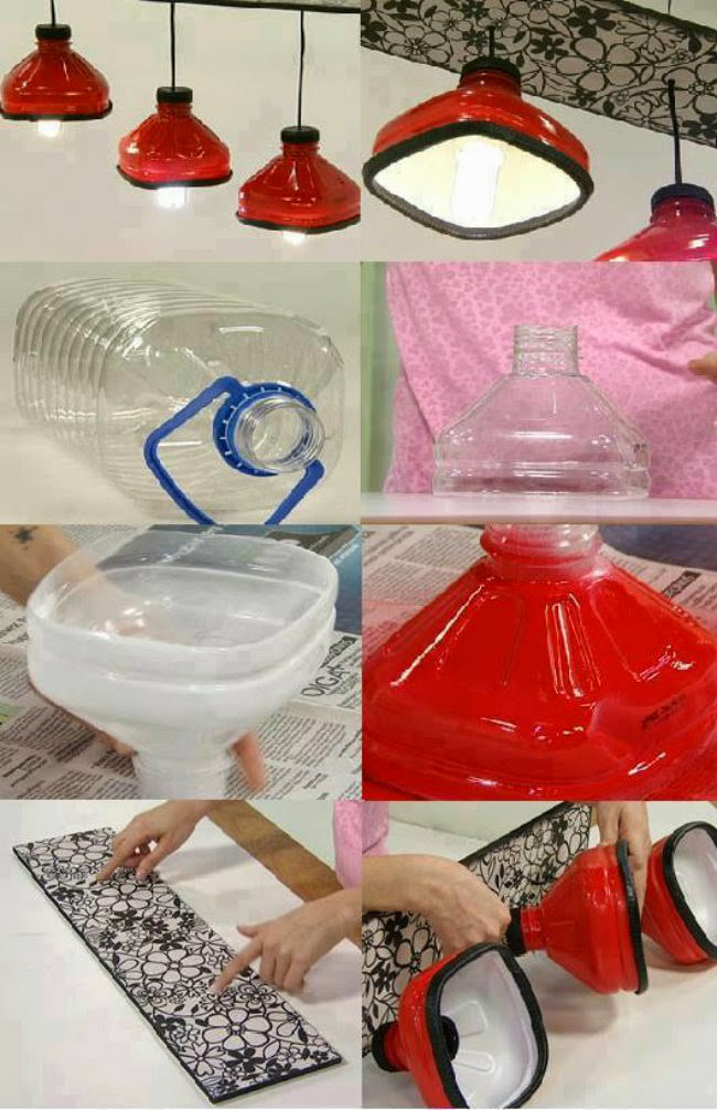 Muôn vàn cách tái chế đồ dùng độc đáo, hay ho từ chai nhựa bỏ đi - Ảnh 8.