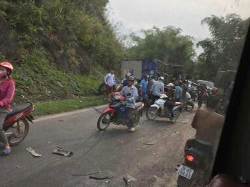 Tai nạn kinh hoàng tại dốc Cun, 4 người thương vong - Ảnh 8.