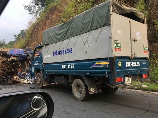 Tai nạn kinh hoàng tại dốc Cun, 4 người thương vong - Ảnh 9.