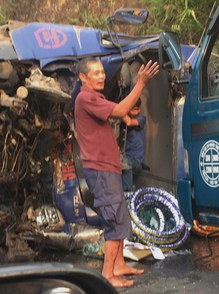 Tai nạn kinh hoàng tại dốc Cun, 4 người thương vong - Ảnh 10.