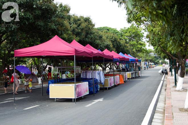 Phố đi bộ Trịnh Công Sơn vắng vẻ trong sáng đầu tiên khai trương - Ảnh 5.