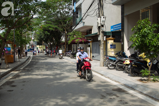 Phố đi bộ Trịnh Công Sơn vắng vẻ trong sáng đầu tiên khai trương - Ảnh 16.