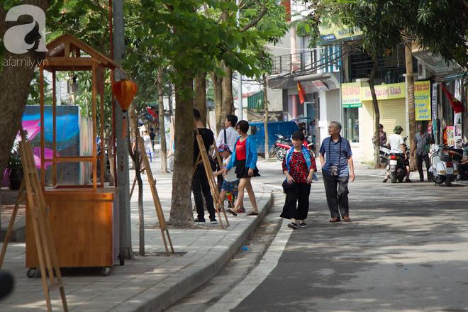 Phố đi bộ Trịnh Công Sơn vắng vẻ trong sáng đầu tiên khai trương - Ảnh 6.