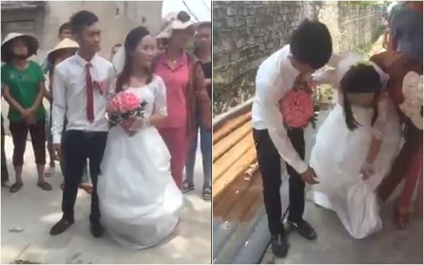 MC đám cưới làng đang gây bão MXH tiết lộ nhiều chi tiết bất ngờ về cặp đôi - chú rể 28 tuổi, cô dâu 39 tuổi - Ảnh 4.