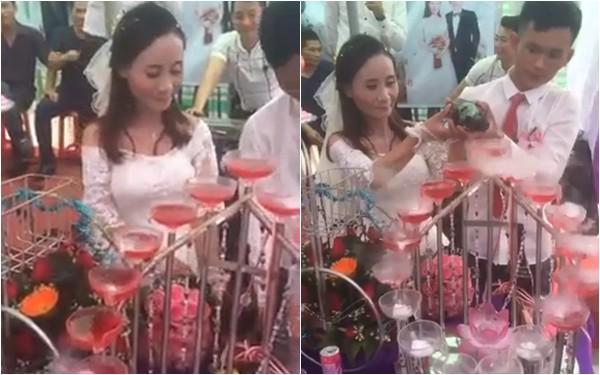 MC đám cưới làng đang gây bão MXH tiết lộ nhiều chi tiết bất ngờ về cặp đôi - chú rể 28 tuổi, cô dâu 39 tuổi - Ảnh 5.