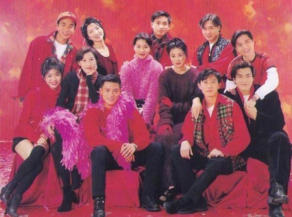 Chùm ảnh quý hiếm của dàn sao TVB: Thanh xuân rực rỡ của thế hệ 7X, 8X bỗng chốc thu nhỏ lại chỉ bằng những bức ảnh cũ, đã sờn màu - ảnh 1