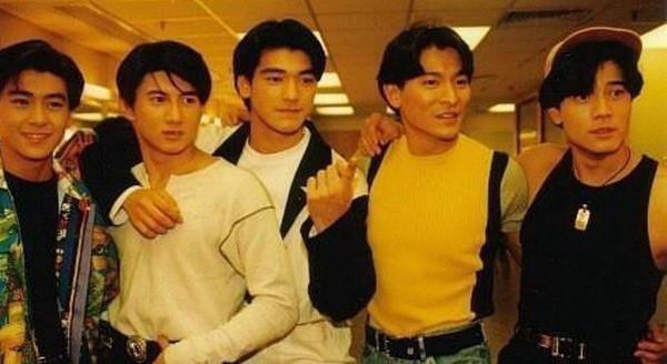 Chùm ảnh quý hiếm của dàn sao TVB: Thanh xuân rực rỡ của thế hệ 7X, 8X bỗng chốc thu nhỏ lại chỉ bằng những bức ảnh cũ, đã sờn màu - ảnh 10