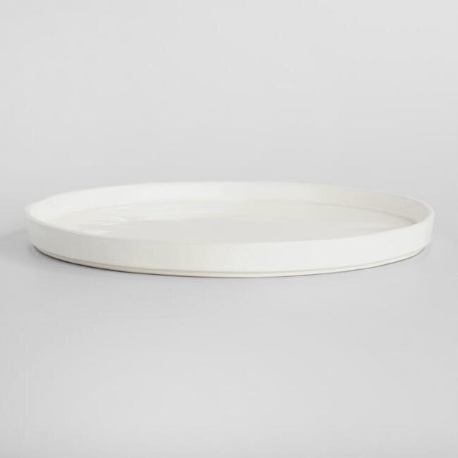 Những mẫu đĩa sứ thanh lịch cho bữa ăn ở nhà sang như khách sạn 5 sao - Ảnh 14.
