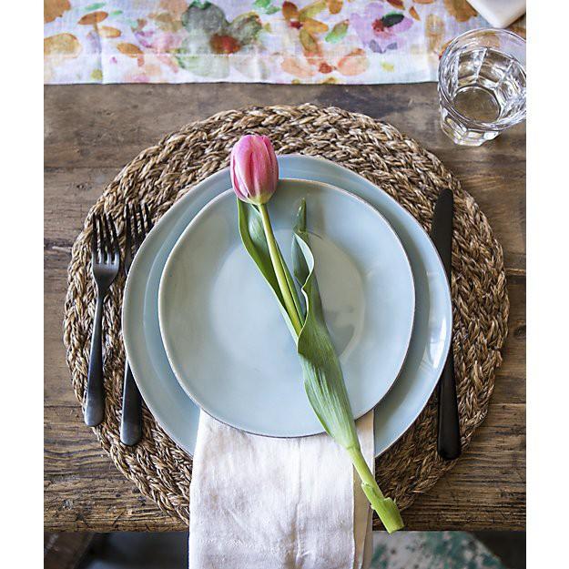 Những mẫu đĩa sứ thanh lịch cho bữa ăn ở nhà sang như khách sạn 5 sao - Ảnh 5.