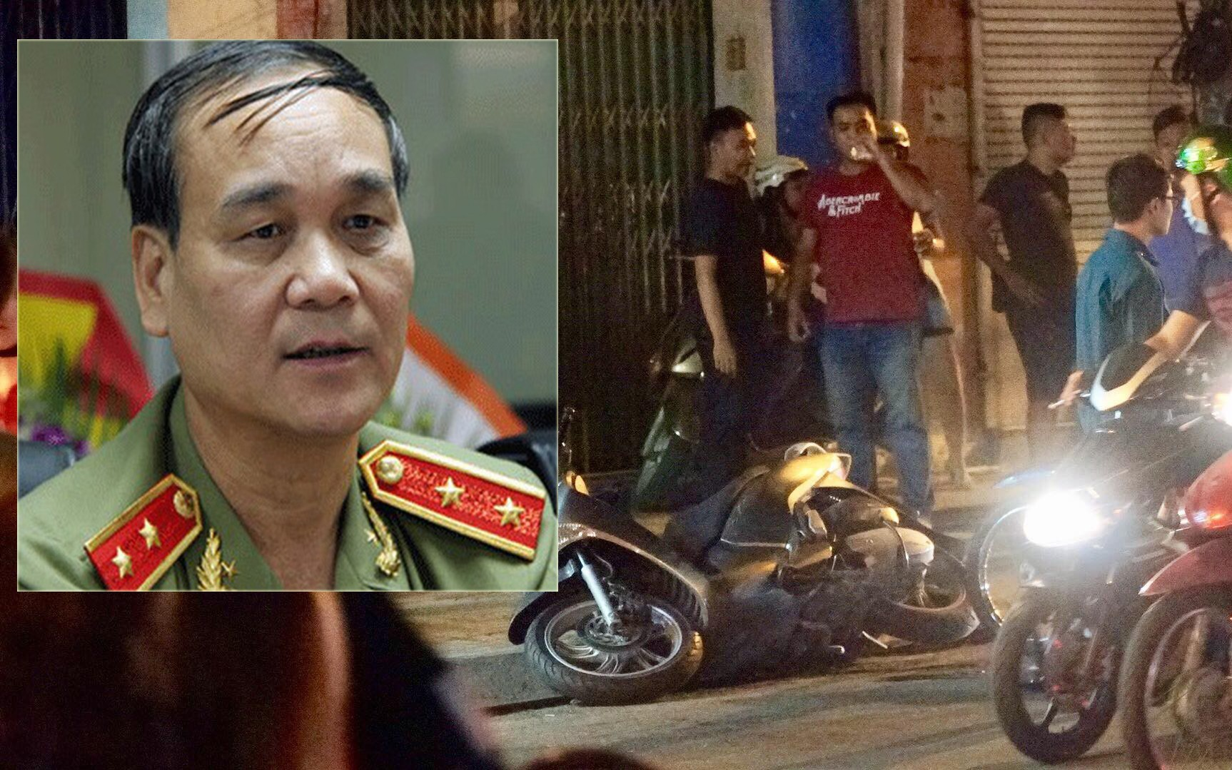 Trung tướng Nguyễn Đức Nhanh: