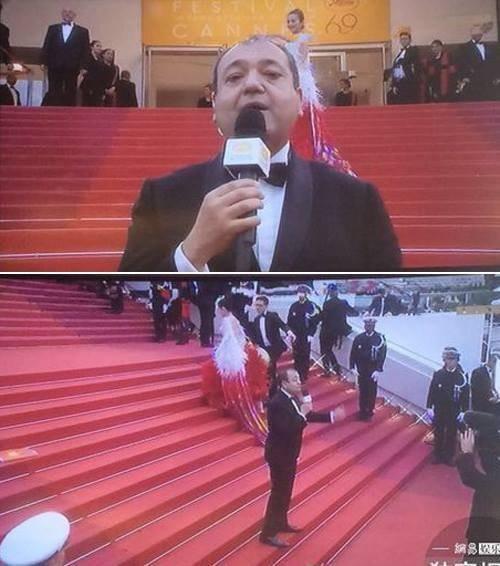 Những lần náo loạn thảm đỏ Cannes của sao Hoa ngữ: Từ mỹ nhân hạng A đến người đẹp vô danh chiêu trò đủ kiểu khiến truyền thông ngao ngán - ảnh 15