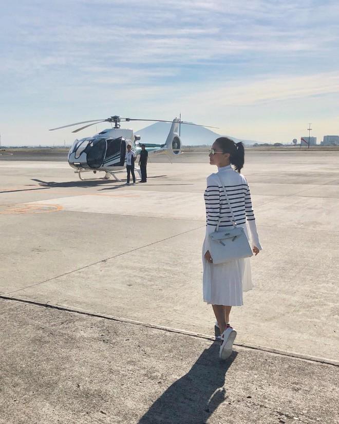 Vừa bị than lấy chồng 3 năm chưa có con, phu nhân nghị sĩ Phillipines, bạn của Tăng Thanh Hà liền khoe đang mang bầu - Ảnh 10.