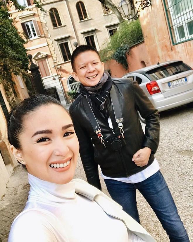 Vừa bị than lấy chồng 3 năm chưa có con, phu nhân nghị sĩ Phillipines, bạn của Tăng Thanh Hà liền khoe đang mang bầu - Ảnh 7.