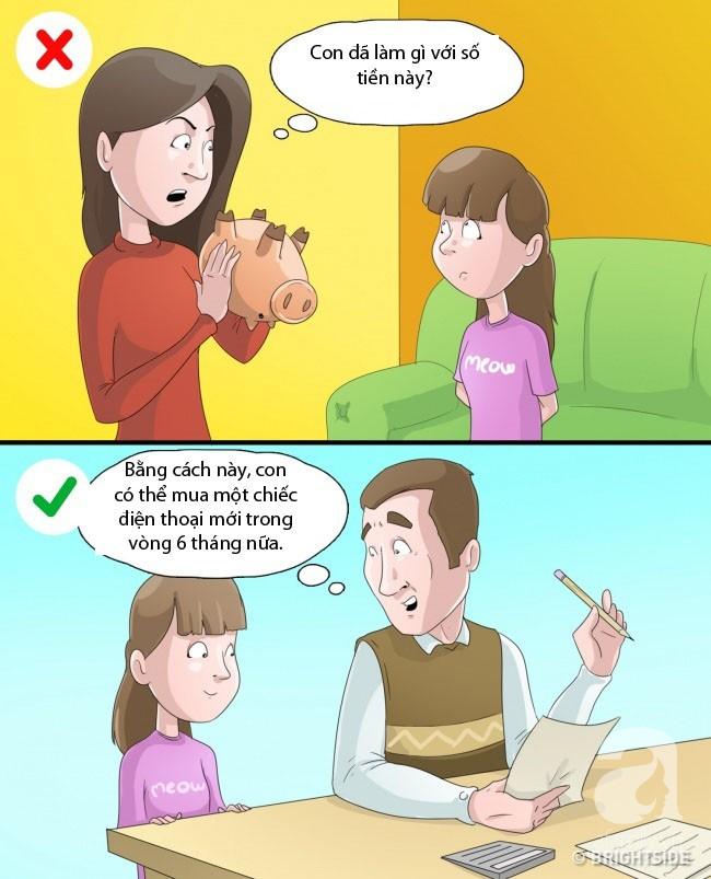 Những việc cha mẹ không bao giờ nên làm thay cho con - Ảnh 6.