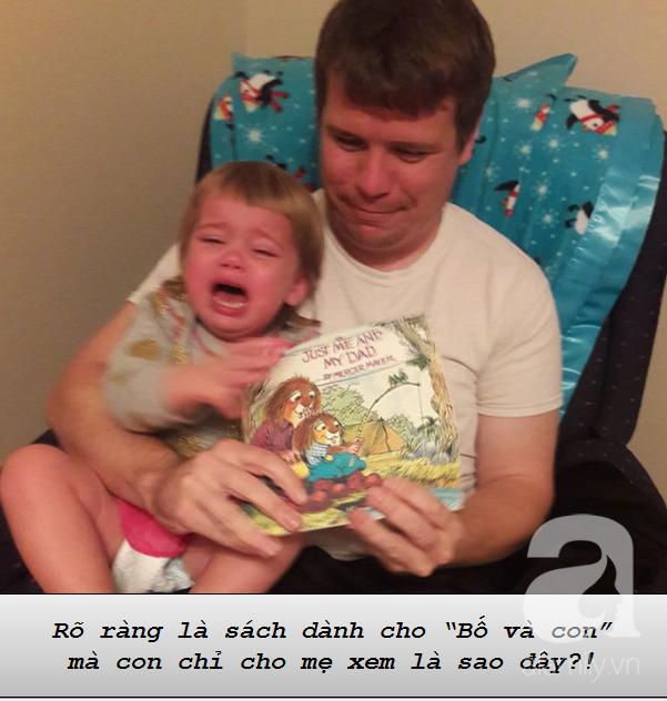 """Những lí do """"trên trời"""" khiến các bé khóc lóc ăn vạ còn mẹ thì phải """"bó tay"""" - Ảnh 11."""