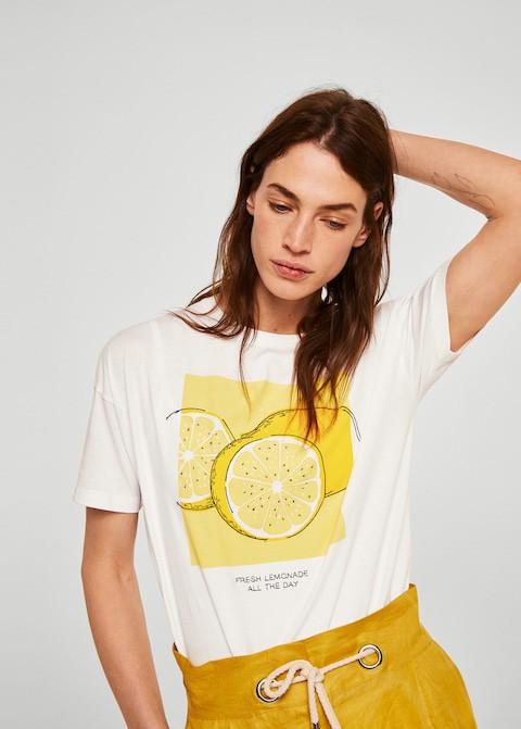 Nếu chán áo phông trắng trơn hay in chữ, Zara H&M còn đủ kiểu áo in hình nổi bật mà giá chưa quá 500 ngàn đồng - Ảnh 12.