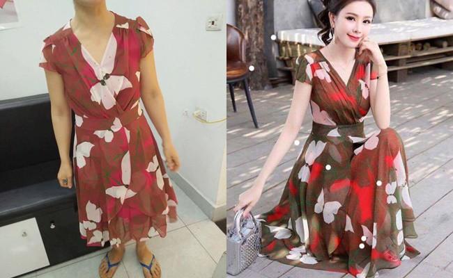 Đăng đàn khoe chiến tích giật tiền từ tay shipper vì nhận váy mua online không đúng mẫu, cô gái không ngờ bị mắng rẽ sóng - Ảnh 2.