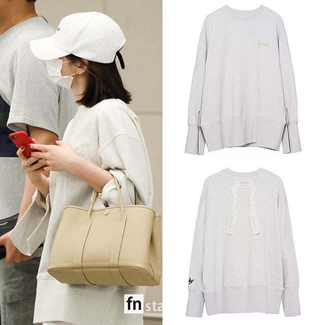 Diện đồ đơn giản ra sân bay, nhưng túi xách của Song Hye Kyo mới là thứ mà người ta chú ý nhất - Ảnh 4.