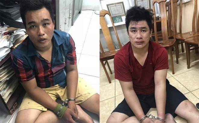 TP.HCM: Khởi tố Tài Mụn cùng đồng bọn trong vụ đâm 5 hiệp sĩ thương vong trên đường CMT8 - Ảnh 1.
