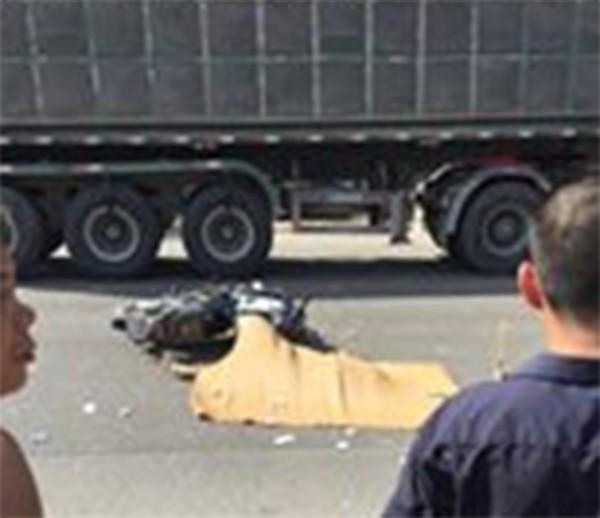 Hà Nội: Nữ sinh cấp 3 ngã xuống đường bị xe container cán chết thảm - ảnh 2