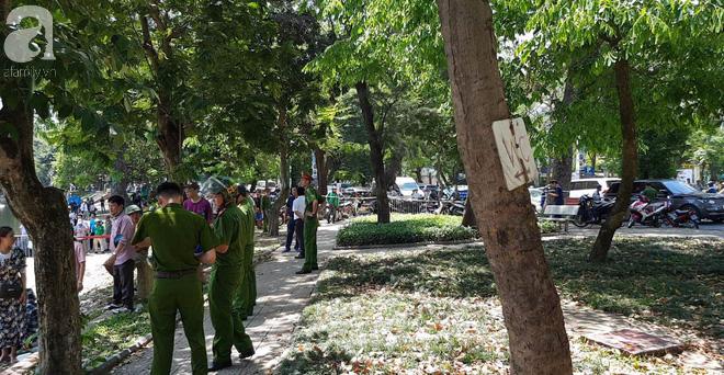 Hà Nội: Nam thanh niên nhảy xuống hồ Thiền Quang trong tình trạng không bình thường, cụ ông lao xuống cứu đuối nước tử vong - ảnh 3