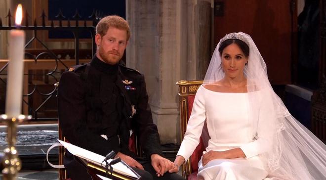 Những chi tiết cực đắt về lời ước nguyện và nhẫn cưới trong lễ cưới hoàng gia hàng tỉ người đang ngóng xem - Ảnh 1.